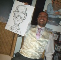 Caricature Artists In Northwich